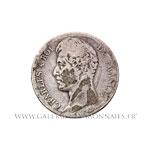 2 FRANCS Charles X 1827 Q Perpignan