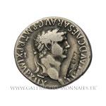 Cistophore de Claude et Agrippine, frappé à Éphèse en 51.