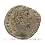 Sesterce frappé à Rome entre 187 et 188