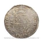 Demi-écu ou demi-daeldre, 1598 Arras