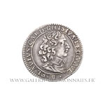 Luigino ou 1/12 écu au nom de Flavio CHIGI, Légat (1657-1667), 1666 Avignon