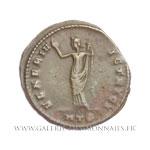 Follis frappé à Héraclée en 309-310