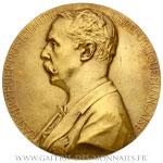 Médaille CASIMIR-PERIER Président 1894, par CHAPLAIN
