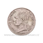 2-1/2 Francs Léopold Ier 1849