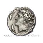 Tétradrachme frappé vers 320-300 av. J.-C.