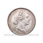 Jeton argent États de Languedoc 1771