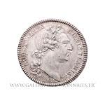 Jeton argent États de Languedoc 1774