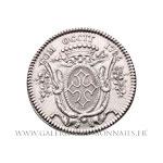 Jeton argent États de Languedoc 1785