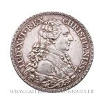 Jeton grand module argent États de Languedoc 1788