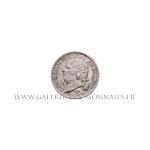 ¼ FRANC Louis XVIII, 1820 A Paris
