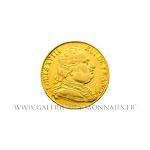 20 FRANCS OR au buste habillé, 1815 R Londres