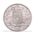 5 Francs 1822 A Paris