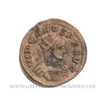 Aurélianus frappé à Pavie en 282