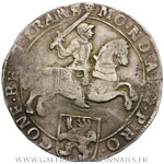 Ducaton 1668 (soleil)