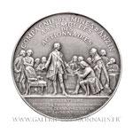 Jeton argent Assemblée générale de la Compagnie des Mines d'Anzin, ND