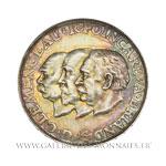 Module de 20 Francs, 1919/1929, Clémenceau Poincaré Briand